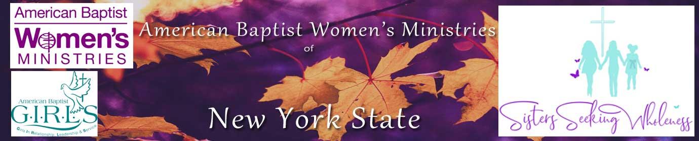 American Baptist Women of NYS
